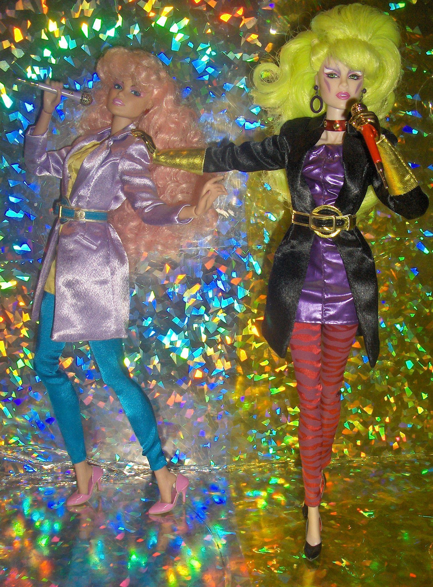 Jem Et Les Hologrammes 2 : hologrammes, Stitches, Holograms,, Hologram,, Grunge