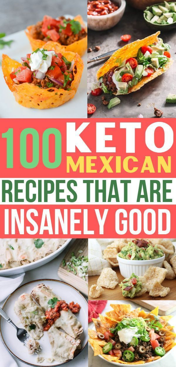 These keto Mexican recipes are so EASY!! Yes, you can have Mexican food on your low carb diet!! All your favorite ketogenic Mexican Dishes for Breakfast, Lunch, Dinners & Sides - Tacos, Fajitas, Lowcarb nacho recipes, healthy enchiladas, LCHF burrito bowls & more! 255931191311363181