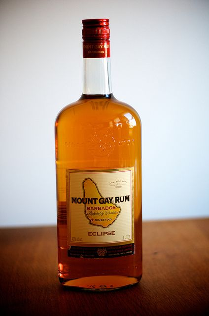 Mount Gay, rum