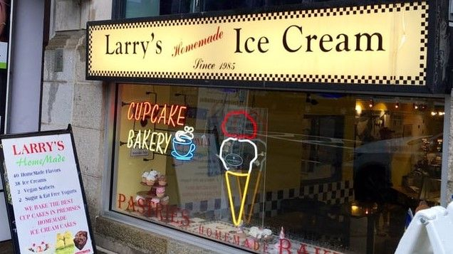 The Tiny Shop In Washington DC That Serves Homemade Ice Cream To Die For