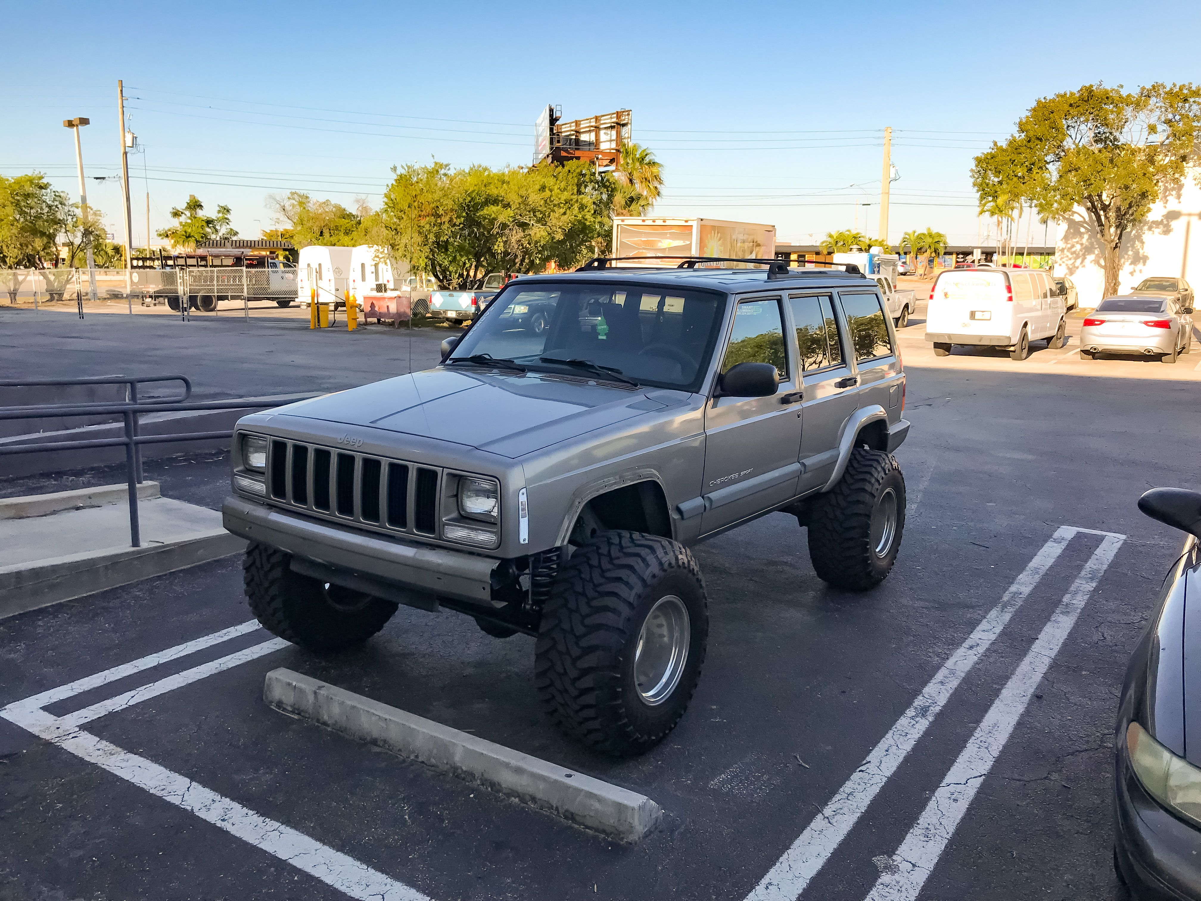 Official Vehicle Tribe Jeep What A Change 4 5 Rc Lift Kit And 33