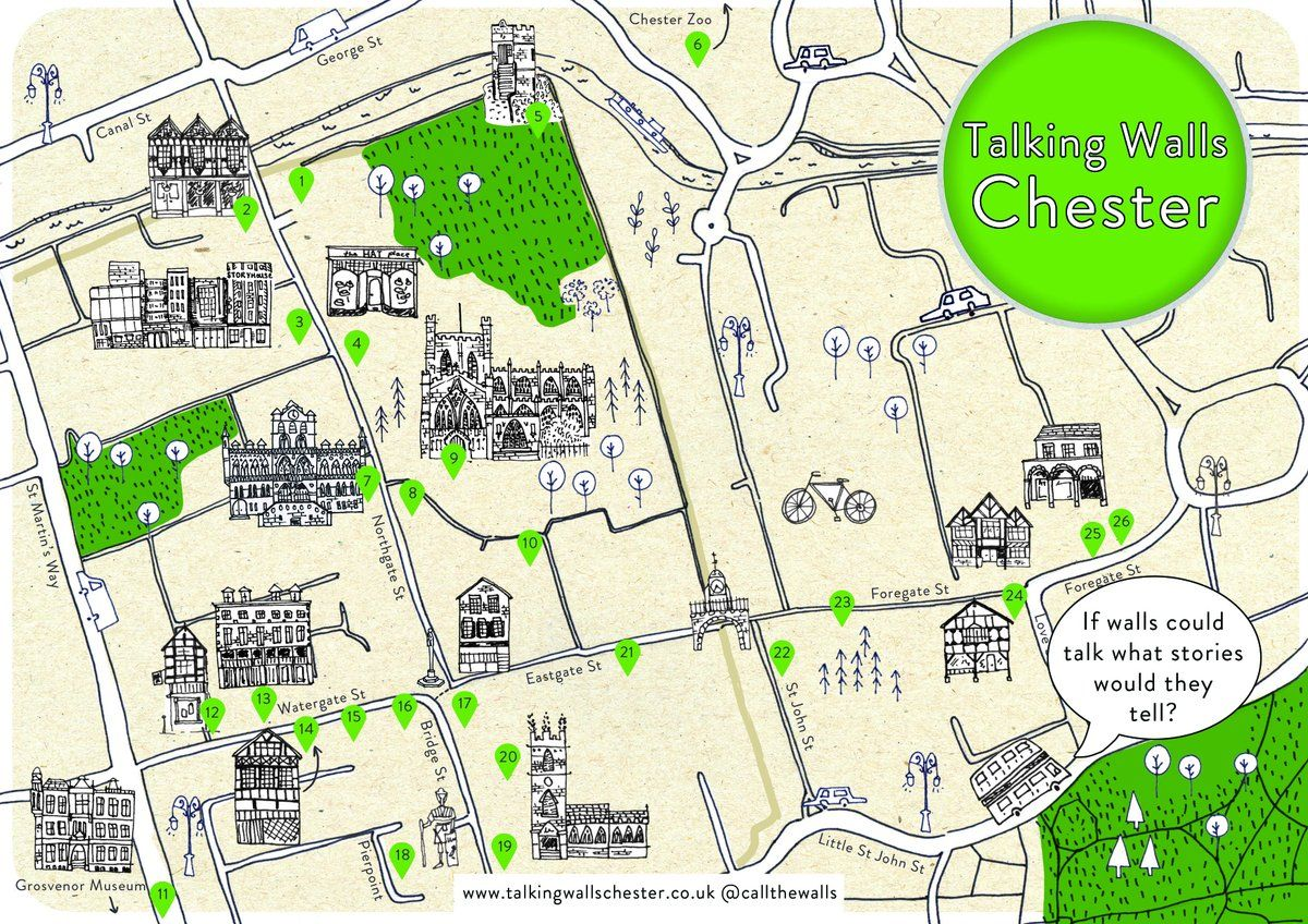 Map Of Chester Zoo England.Everything Chester Every Chester On Twitter Chester Maps