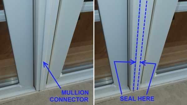 Fix Window Air Infiltration Leaks In Cold Drafty Windows Drafty Windows Window Leaks Door Coverings