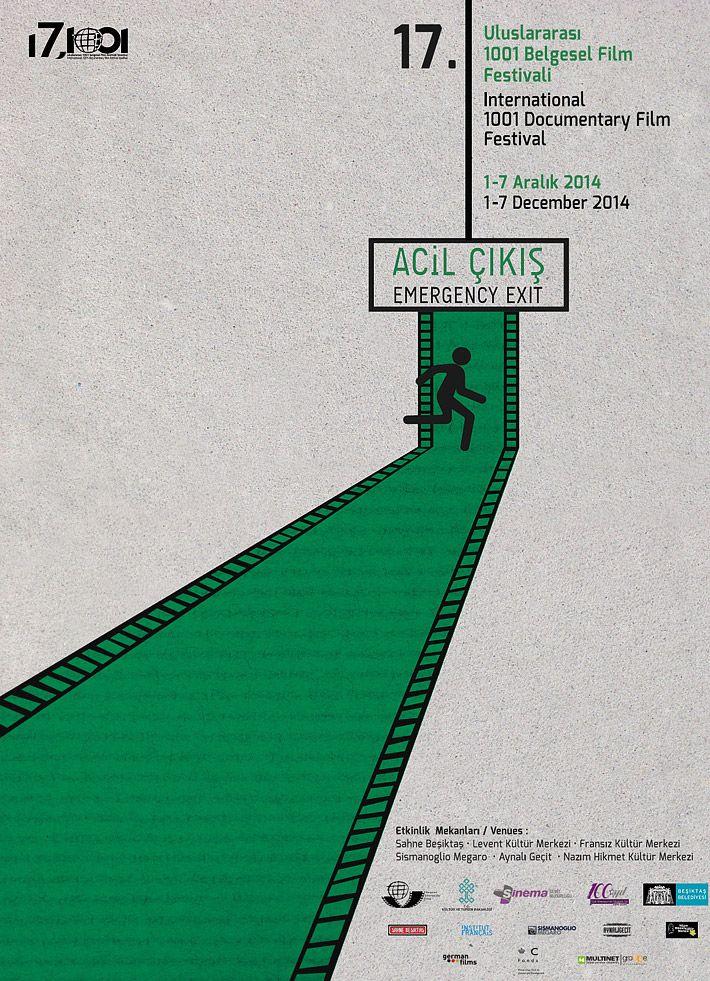 Uluslararası 1001 Belgesel Film Festivali 2014, Istanbul