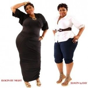 African American plus size fashion | ... They Have To? | Plus Size ...