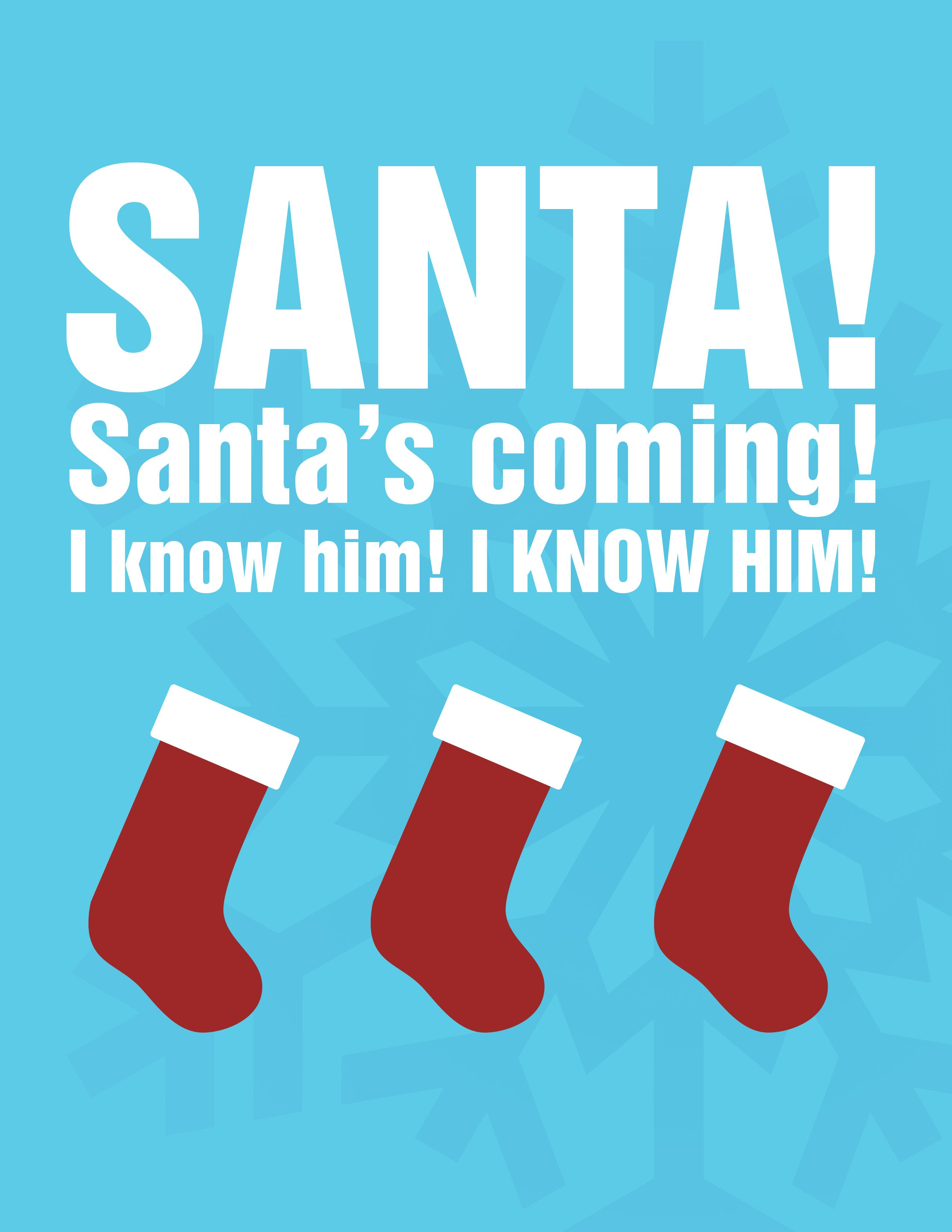 Elf Movie Quotes | Christmas Printables | www GalleriaByLeah