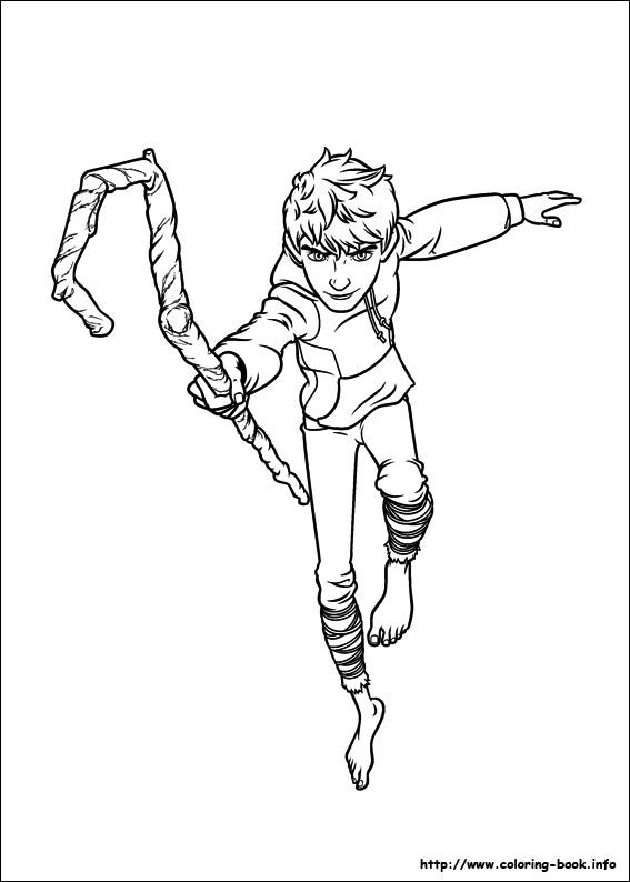 free rise of the guardians coloring pages | Rise of the Guardians coloring picture | Coloring pages ...