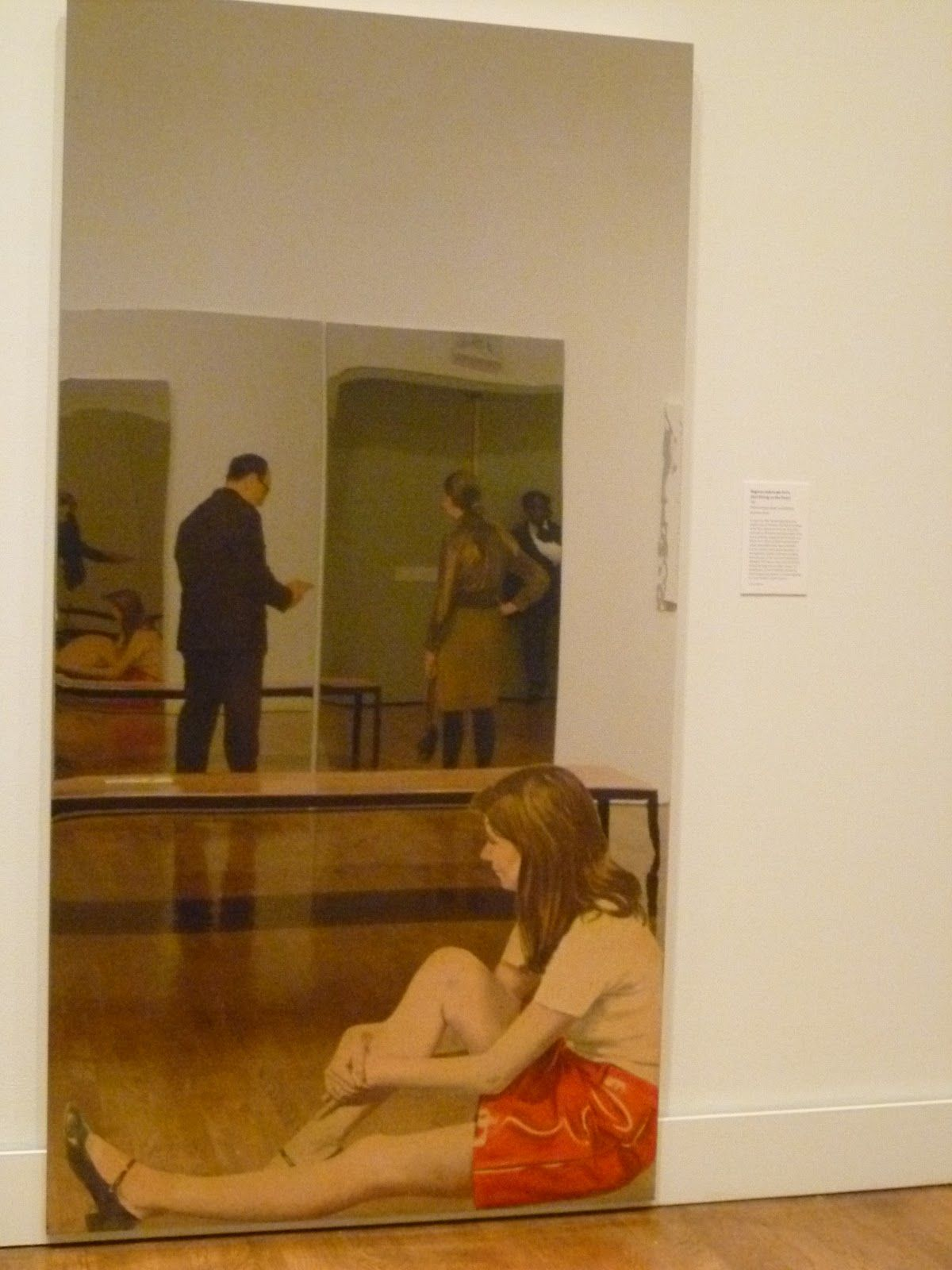 Michelangelo Pistoletto, Mirror Paintings