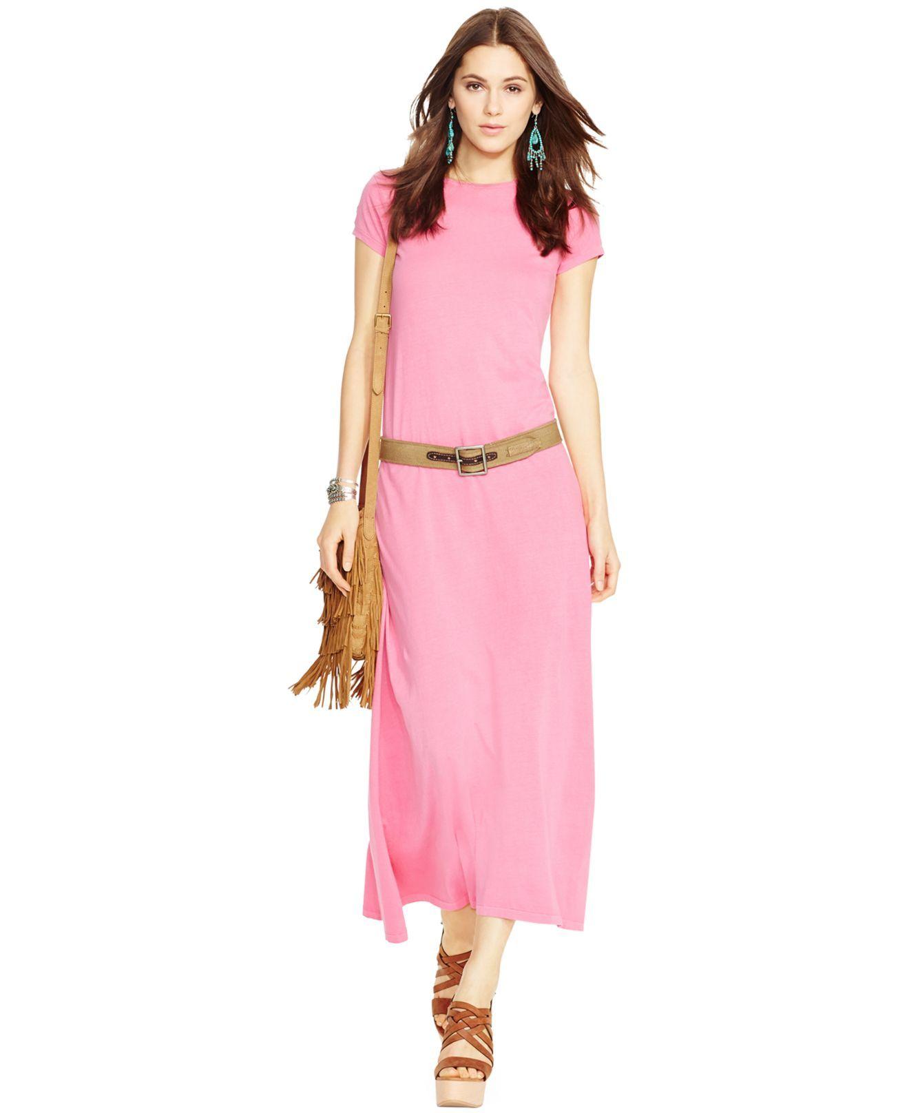 Cotton cap sleeve maxi dress beautiful dresses pinterest maxis