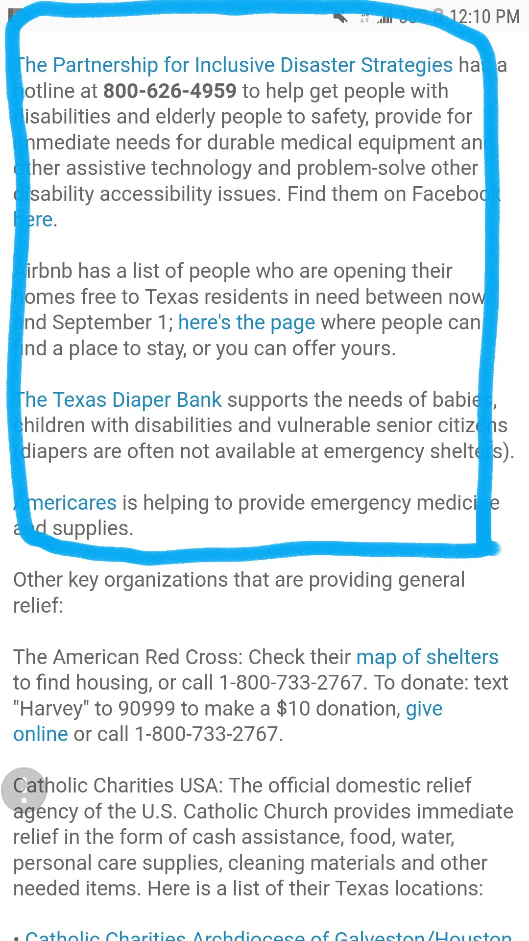 Disaster Relief Info For Special Needs Families Disaster Relief Problem Solving Disasters