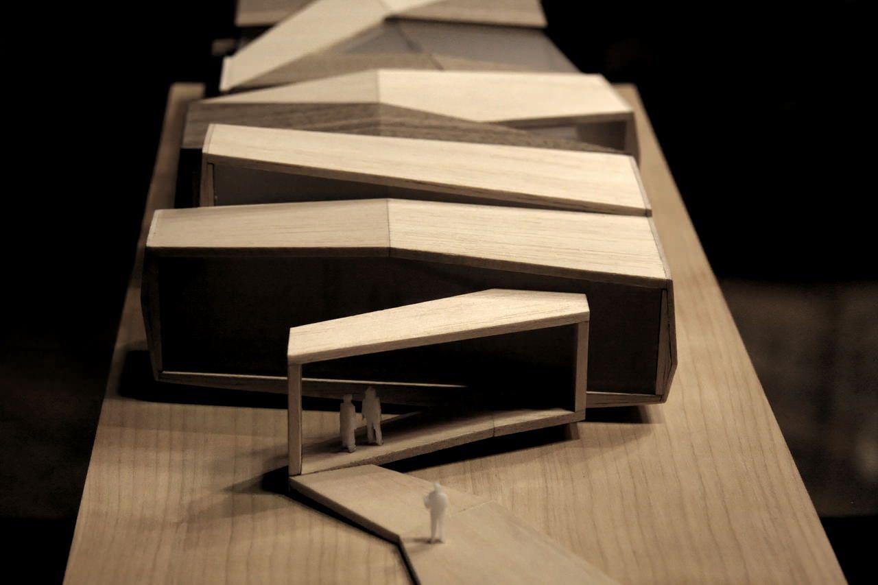Pavilionul romaniei expo 2015 milano architecture for Pavilion concept architecture