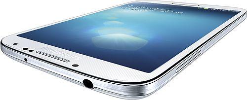 Samsung Galaxy S4 - side view