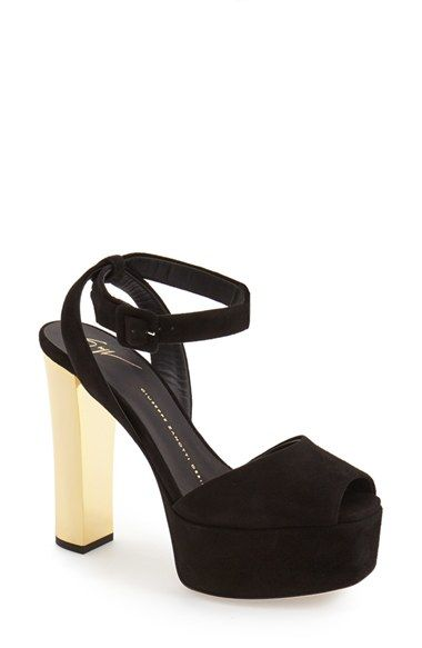 f912f283d2e GIUSEPPE ZANOTTI  Lavinia  Platform Sandal (Women).  giuseppezanotti  shoes   sandals