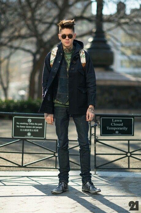 Fashion Men 2014