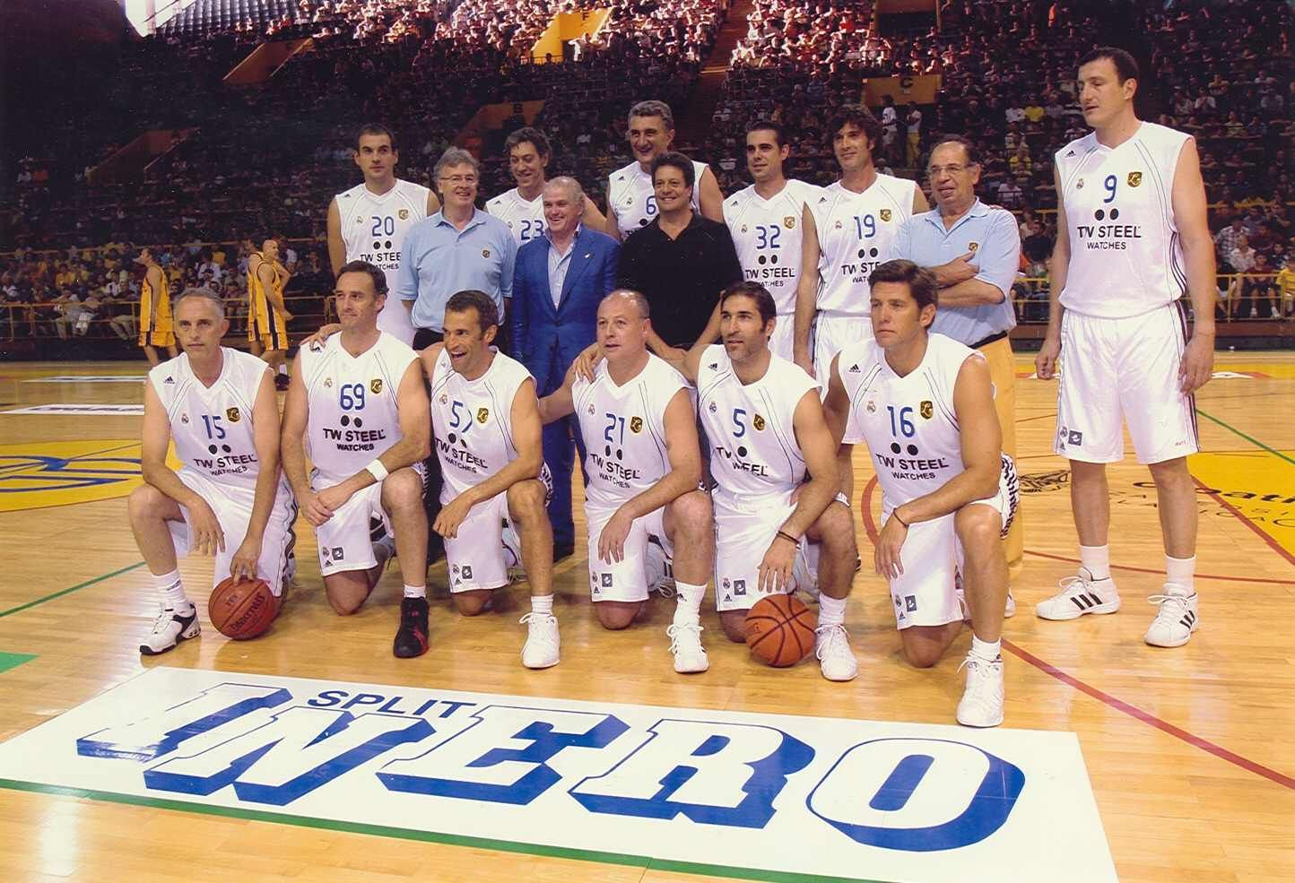Equipo Baloncesto Real Madrid