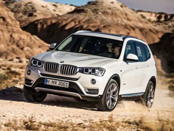 The 2017 Bmw X3 Is A Mid Size Suv Set To Be Launched By The Esteemed Bmw Which Stands Out As The German Big 3 And Dominates The Luxury V Bmw X3