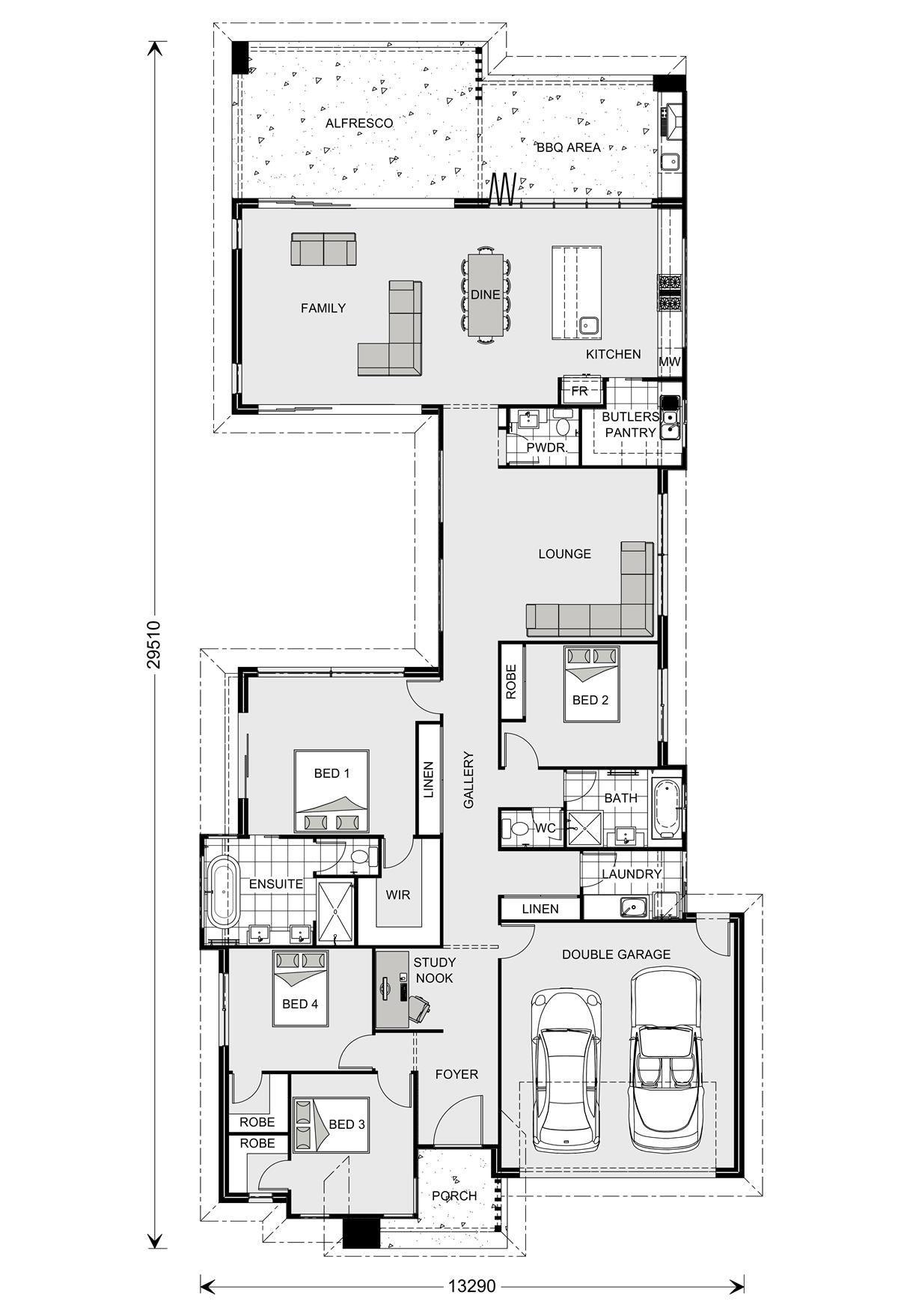 Stillwater   gardner homes sims dream house plans floor also best images in home plants rh pinterest