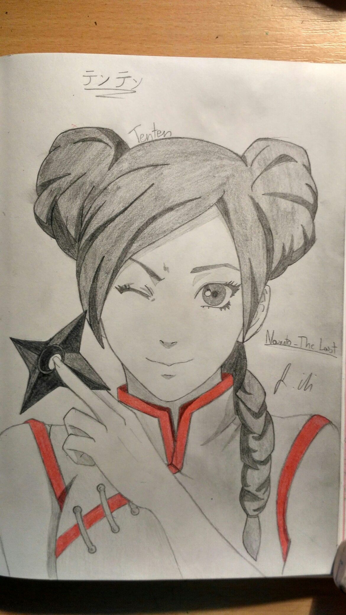 She Is Tenten From Naruto The Last She S A Real Personality
