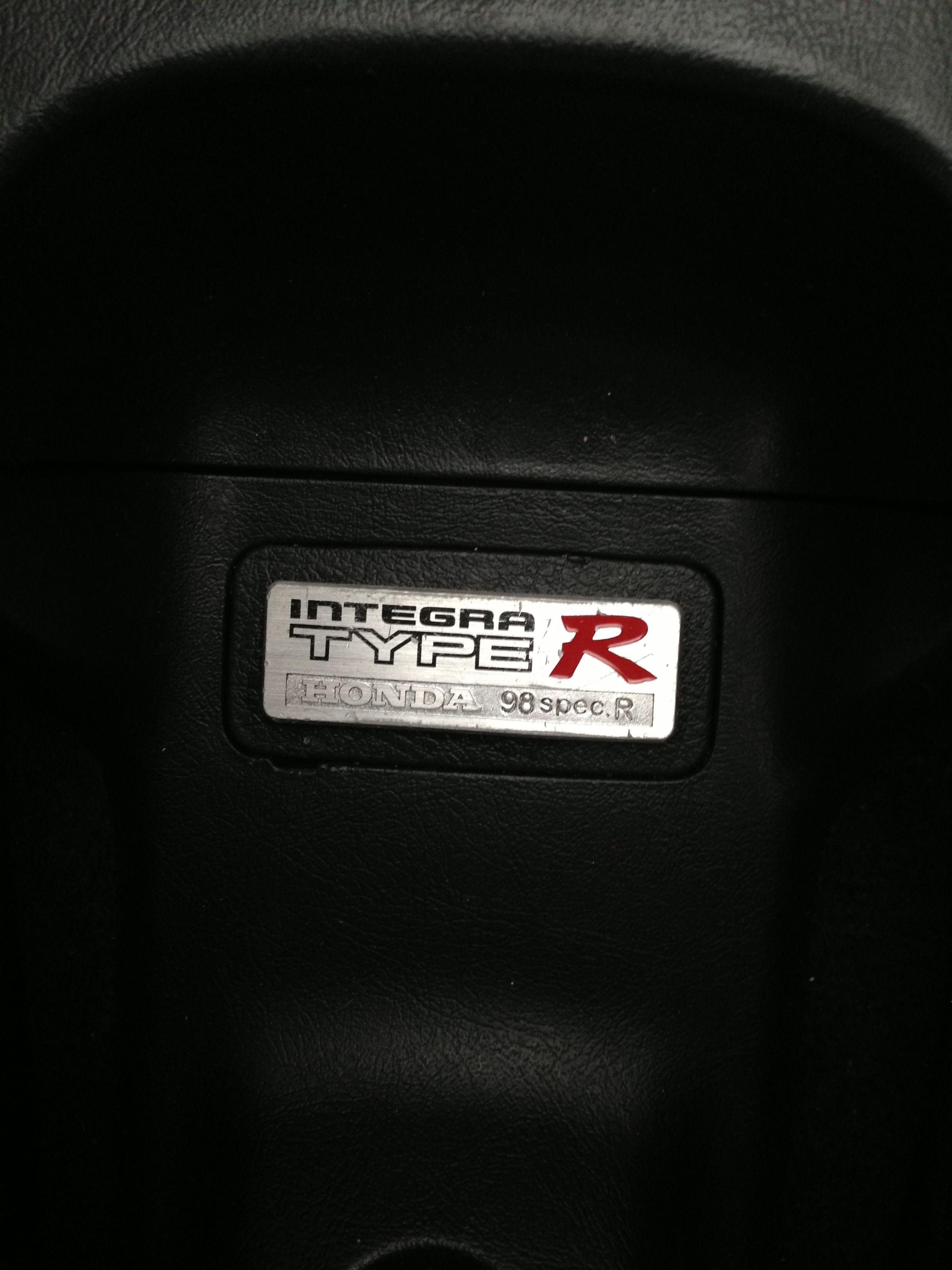 98 spec R badge