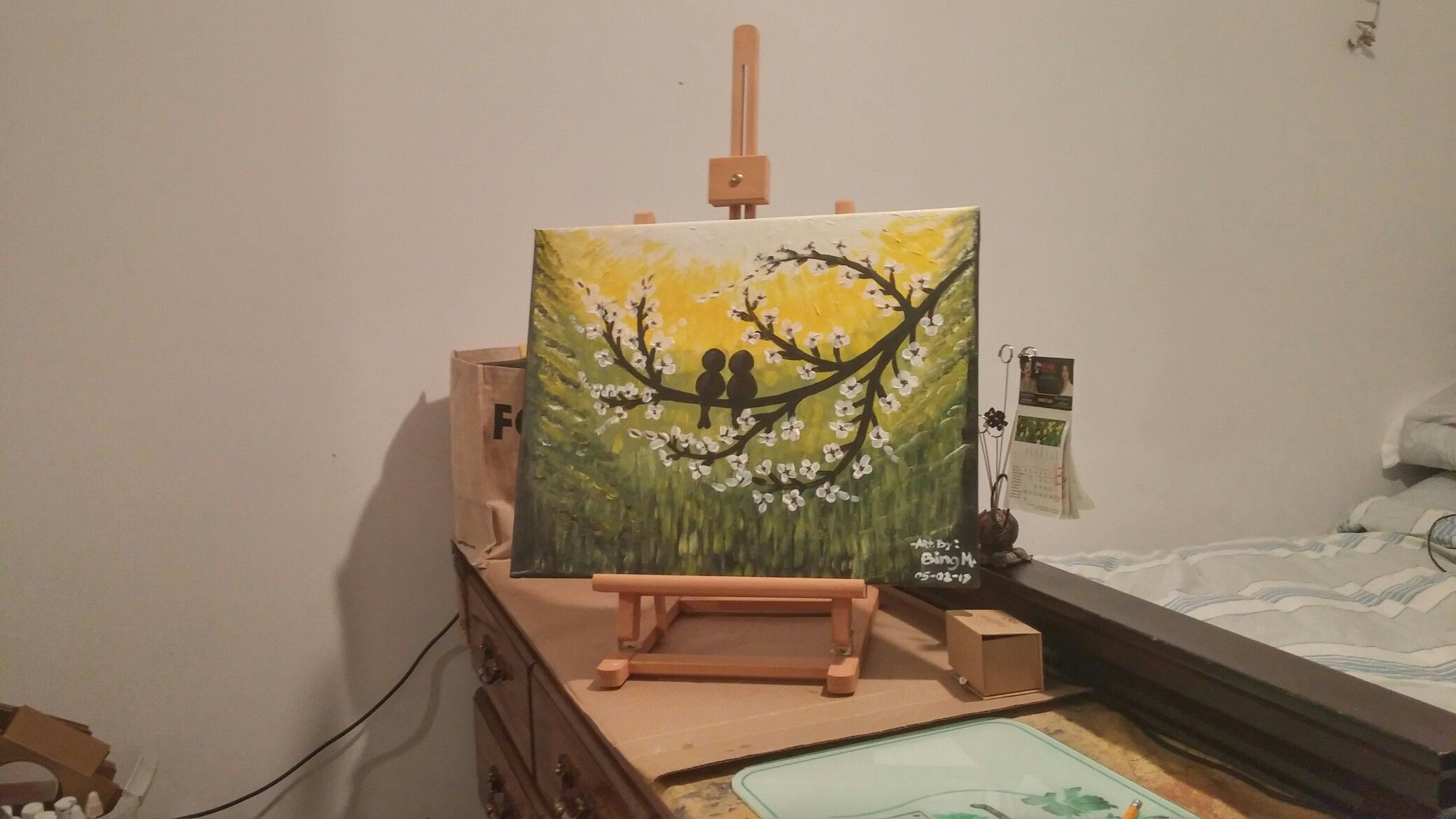 Pin by marybeth miguel on acrylic painting pinterest acrylics