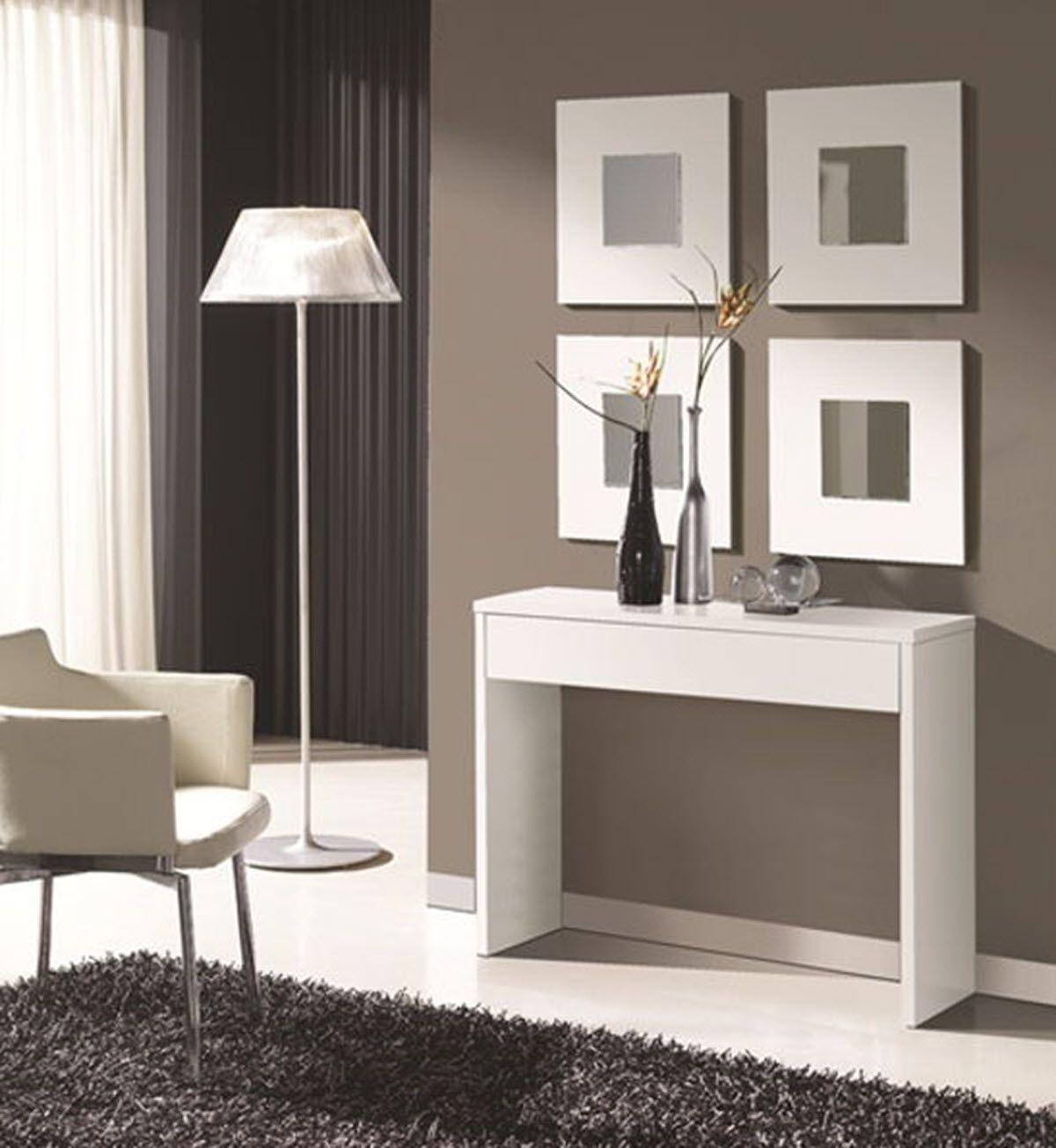 muebles recibidor moderno almacenaje cerca amb google