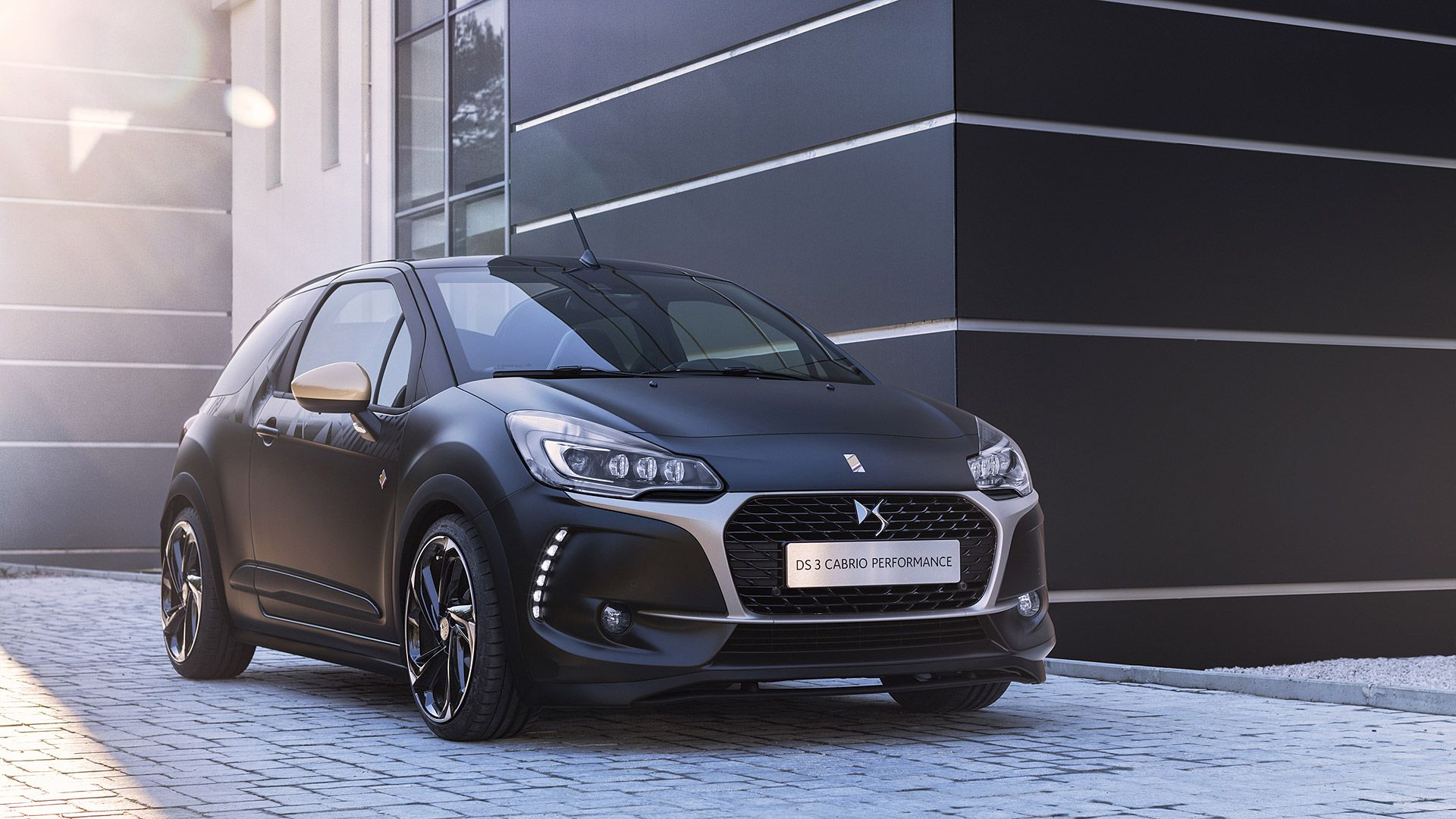 2016 DS 3 Performance http://www.wsupercars.com/ds-2016-3-performance.php