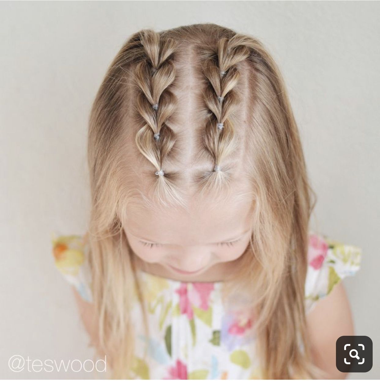Pin By Cristina P On Baby Hair Baby Hairstyles Little Girl Hairstyles Hair Styles