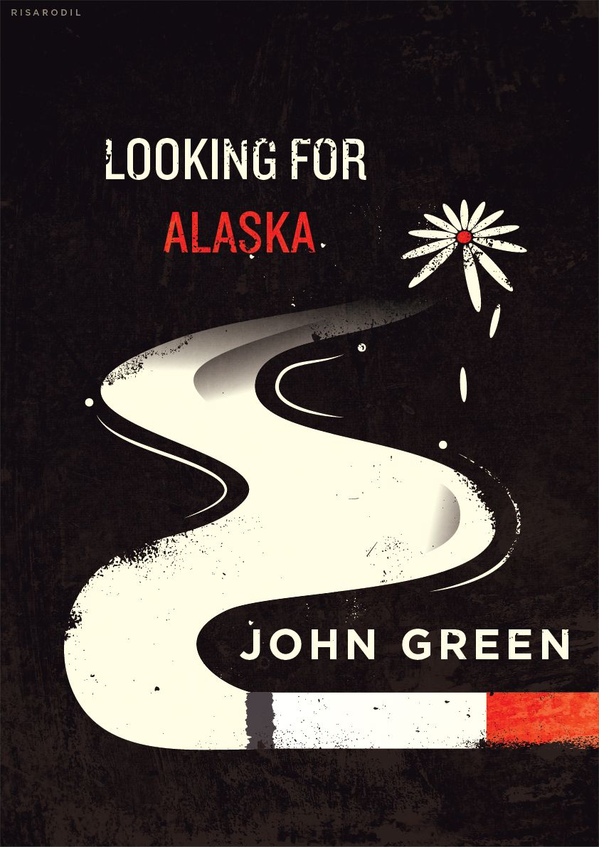 John Green Novels ~ Redesigned Covers