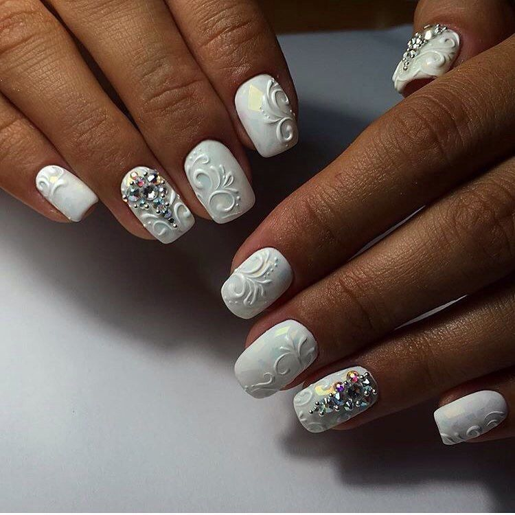 Nail Art #2219 - Best Nail Art Designs Gallery | Luxury nails, 3d ...