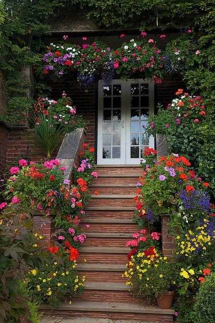 Balcony Flowers Late Summer Balcony Flowers Beautiful Flowers Garden Flower Garden Design