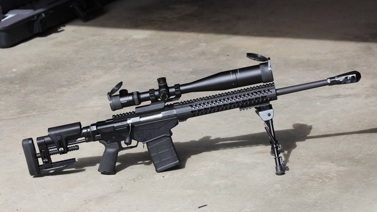 Ruger Precision Rifle 308 Winchester Ruger Precision