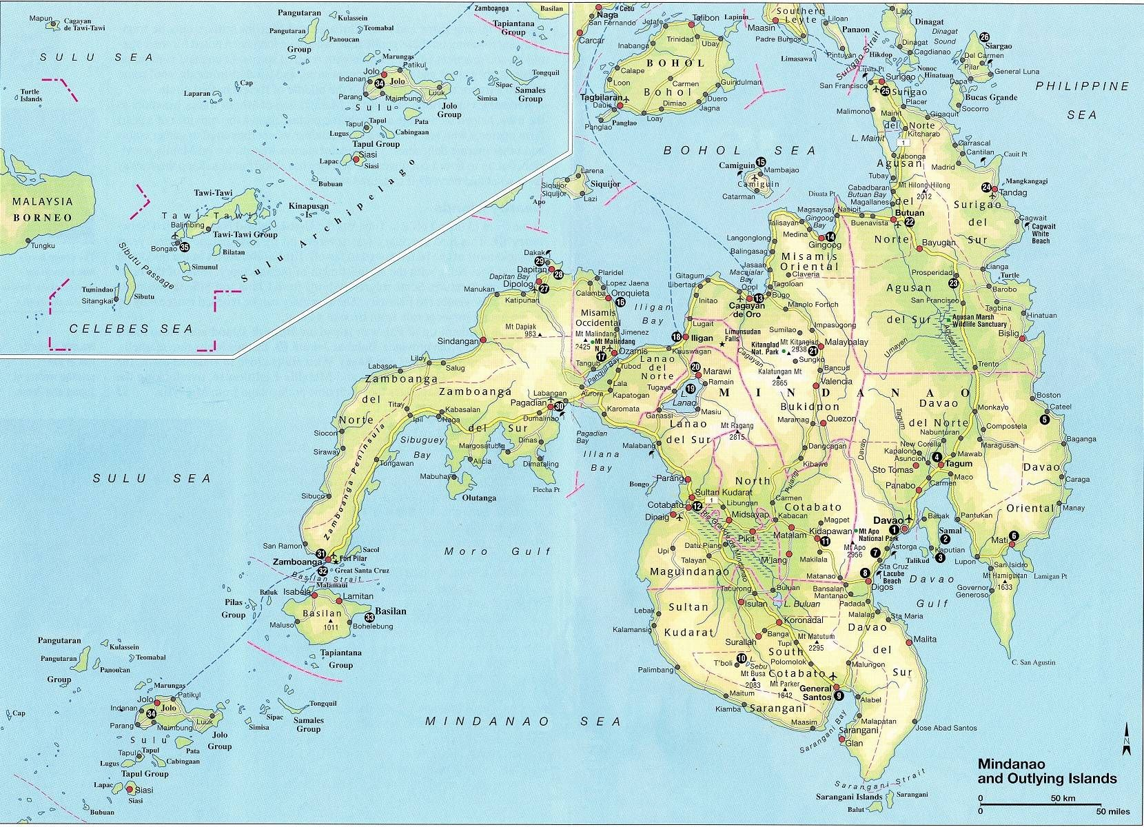 Mindanao, Philippines Mindanao, Davao city, Philippines