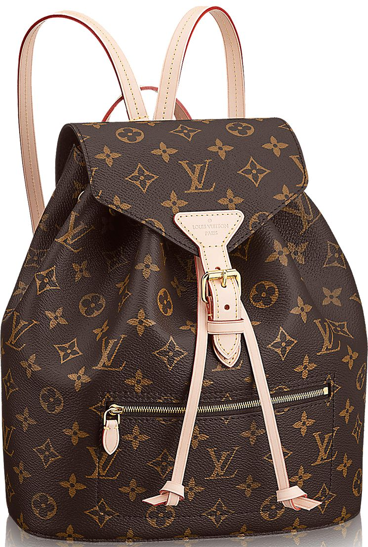 good service fashion lowest discount Louis Vuitton Montsouris Backpack Gets An Update | Fashion bags ...