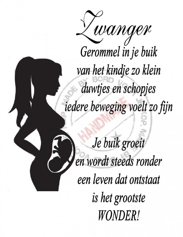 Gedicht beste vriendin zwanger