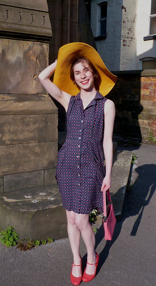 f25e3c5f136 Vintage Shirt Dress Competition: Your Entries and the Winner ...