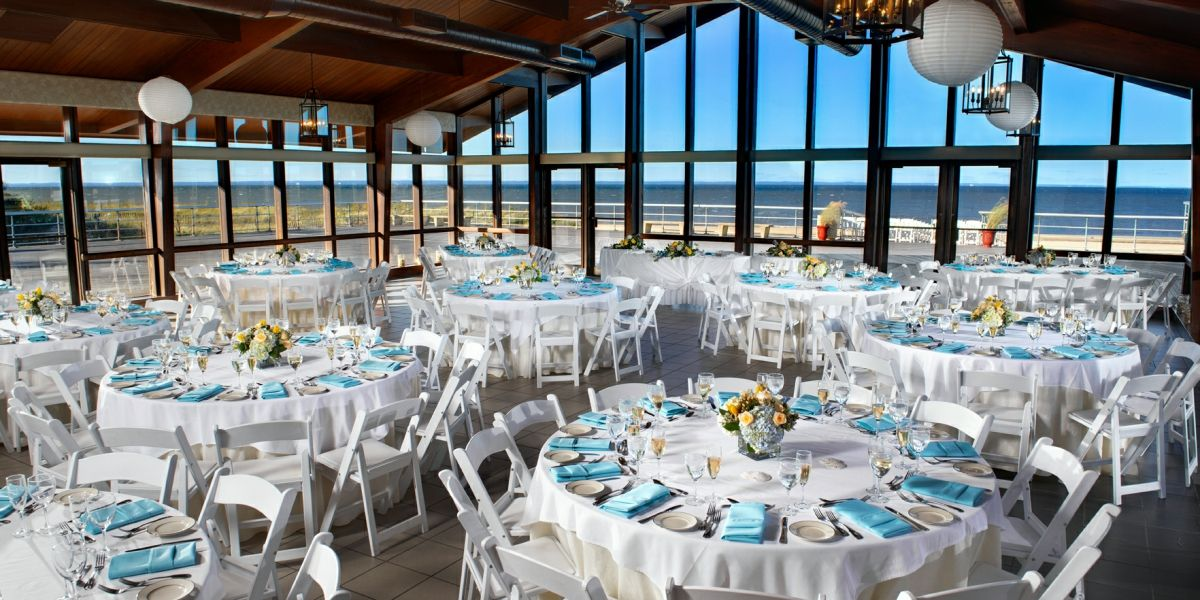 The Pavilion at Sunken Meadow Weddings Get Prices for Long
