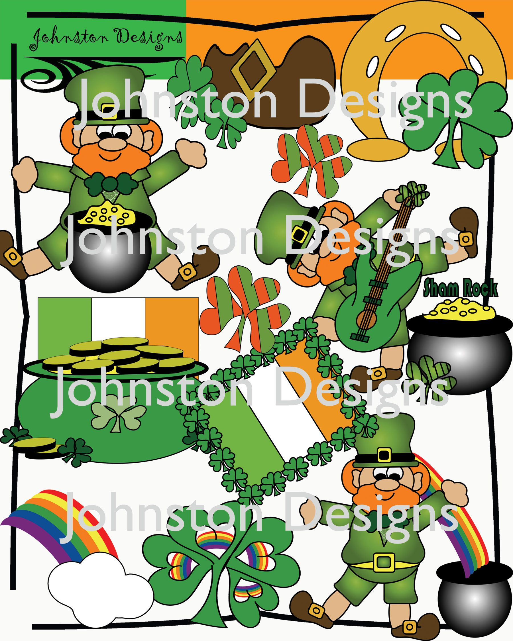 Cute St Patrick S Day Clipart