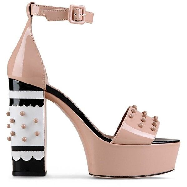d601fb08a3e5 Are you looking for REDValentino Ankle Strap  Discover all the details at  the official store and shop online  fast delivery and secure payments.