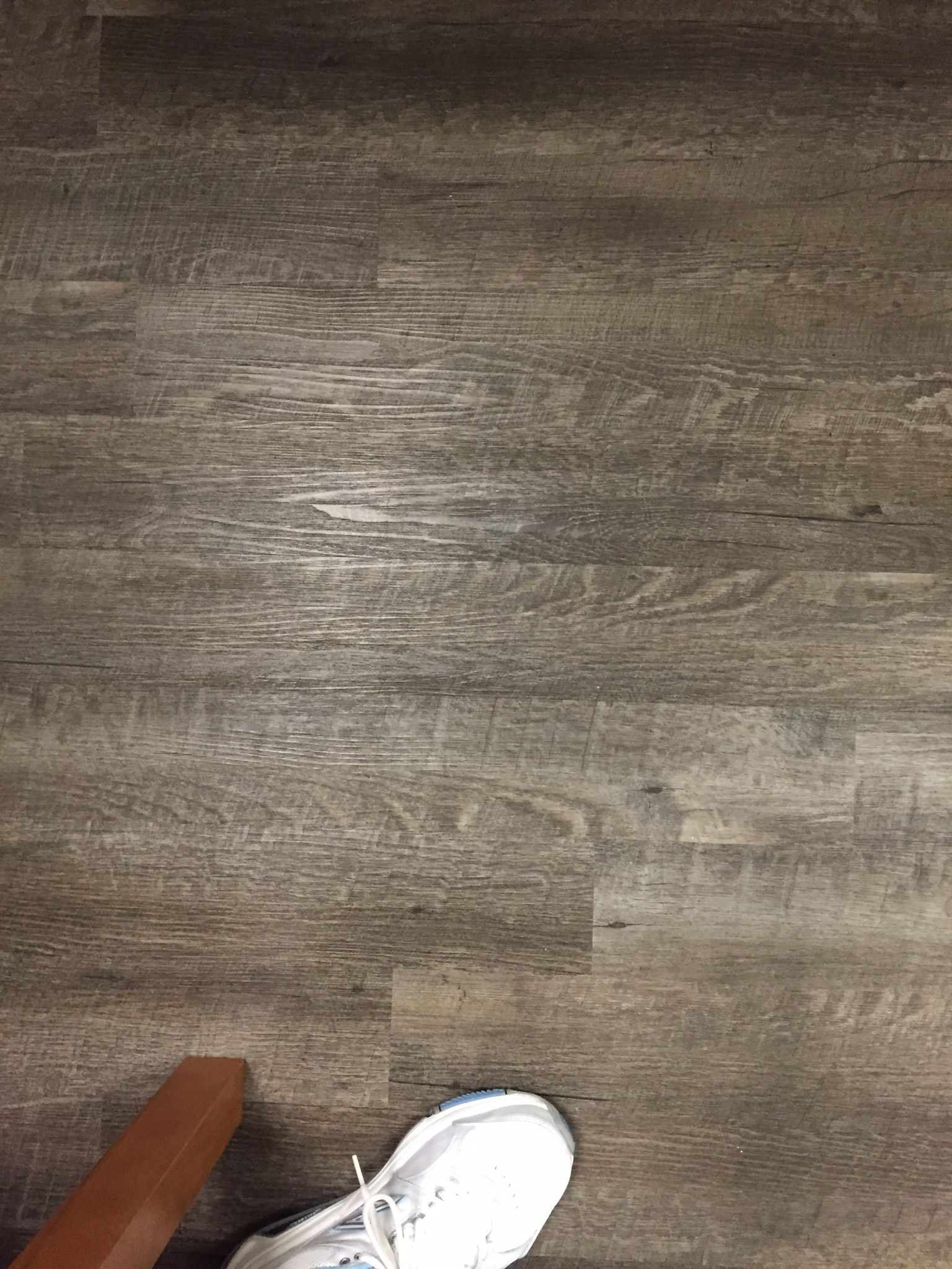 Dressing Room Floor In Land S End Department In Sears At Mall At