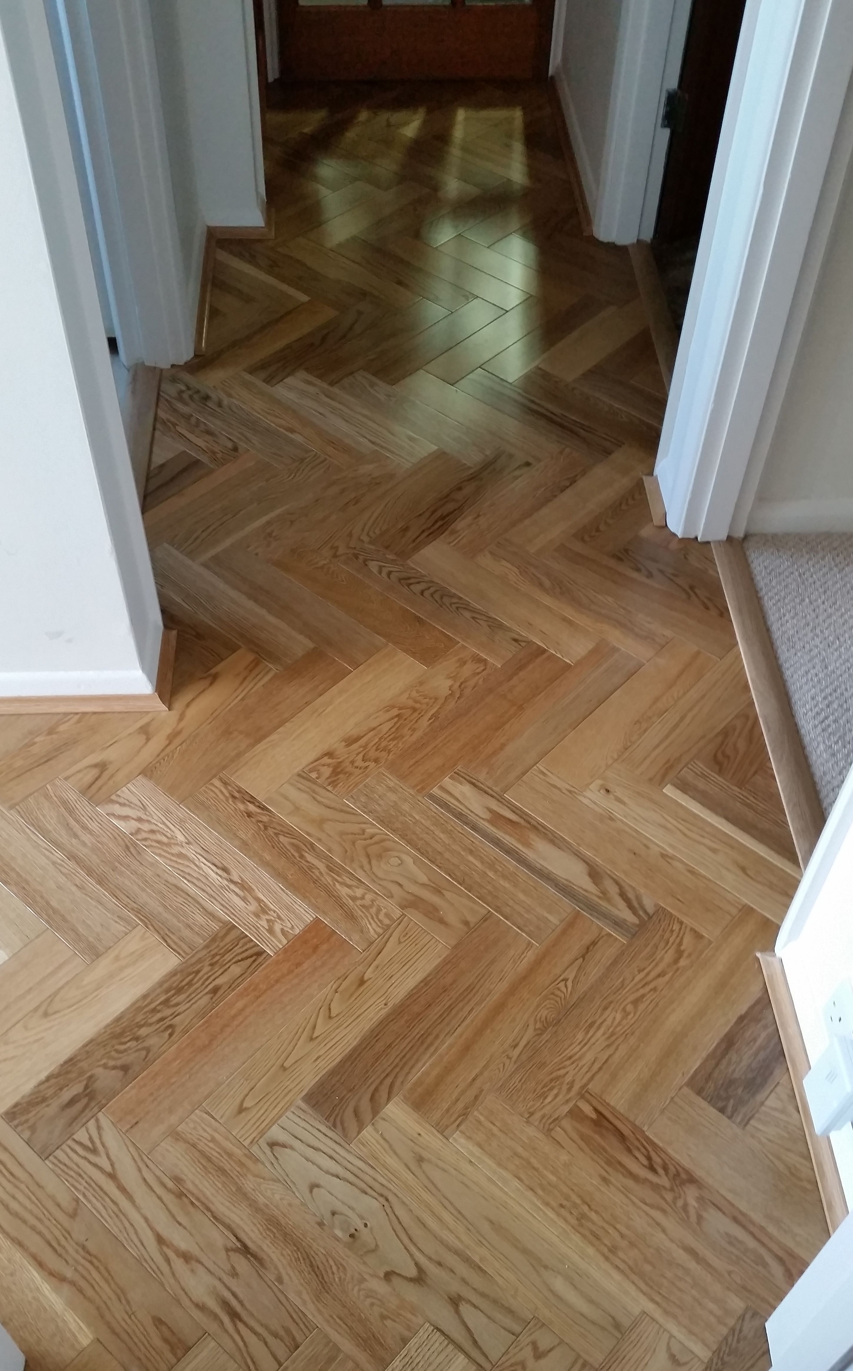 Wood Parquet Flooring By Carter Thorne Carpets Wood Parquet Flooring Wood Parquet Parquet Flooring