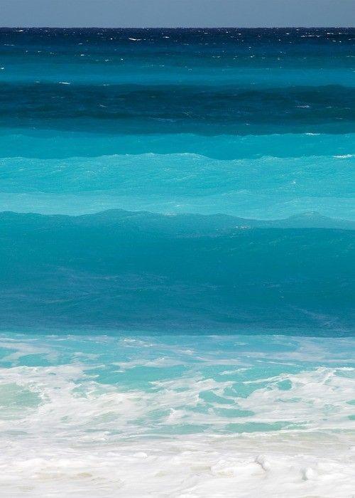 I want the sea.