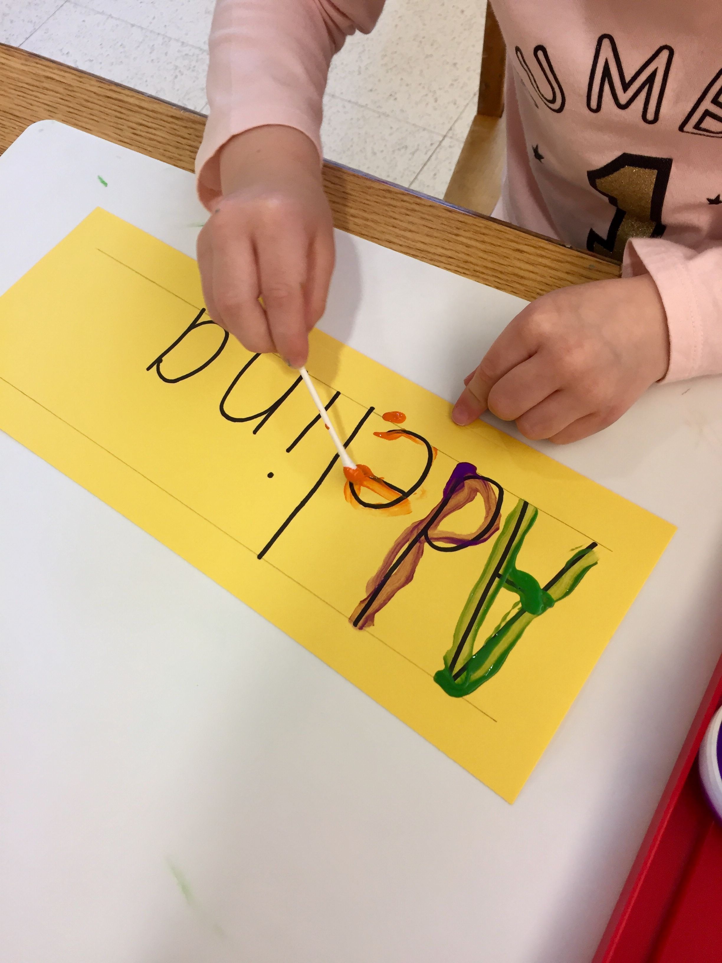Pin By Aspa Mitrakaki On Dyslexia Multisensory Writing