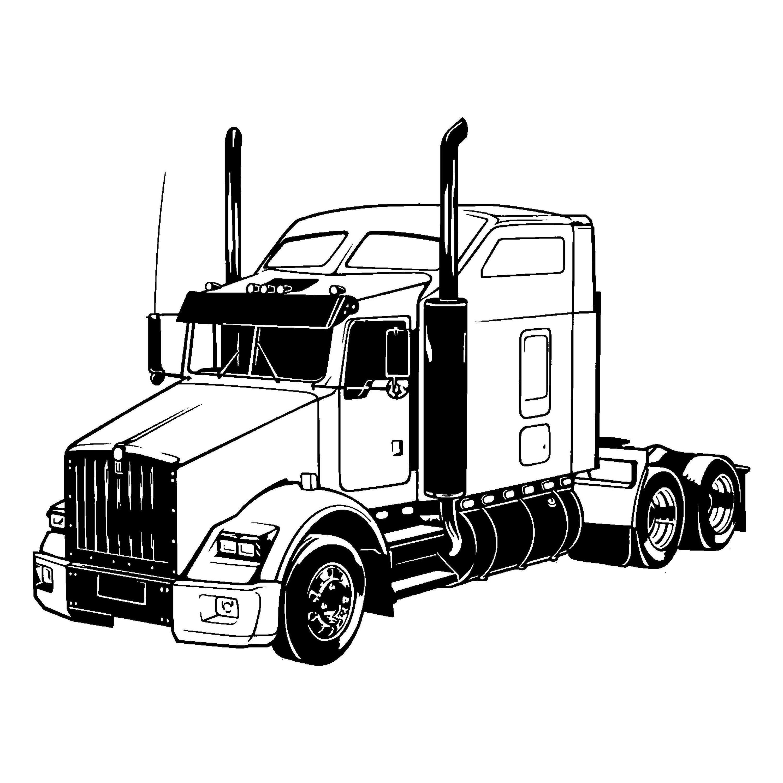 Heavy Truck Logo 10 Autobucket Of Boltsclunker Svg Eps Etsy Heavy Truck Trucks Big Rig Trucks