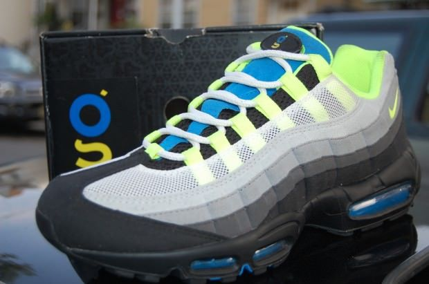 pretty nice c2cb8 5b91b Nike Air Max 95 Package by Originals Available