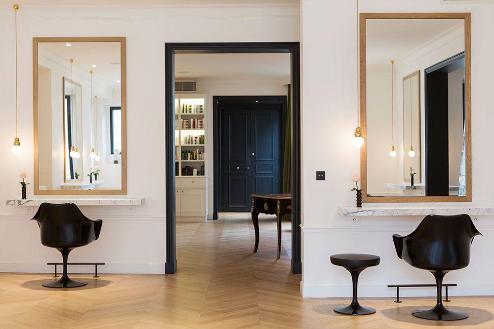 David Lucas Paris Hair Salon Best Hair Salon Paris Interiors