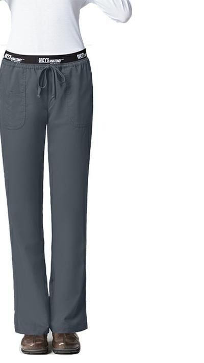 6588d3605eb Grey's Anatomy Active pant Style: 4275 in Granite | House of Grey's ...