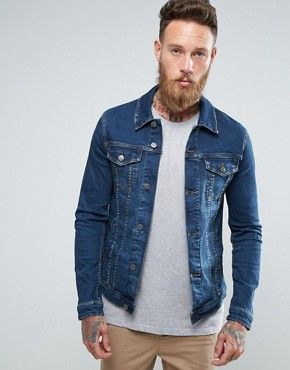 Men's Jackets | Coats For Men | ASOS | Mens Jackets Add Real Style ...