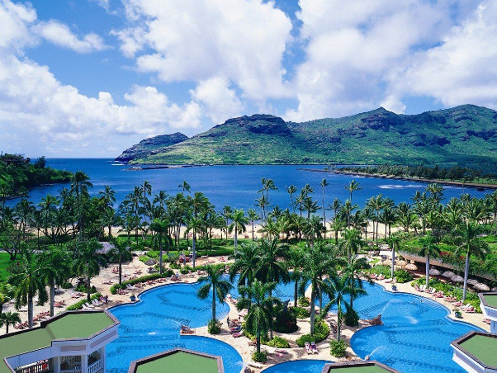 Hawaii Hotels And Resorts Kauai Marriott Resort Kurt The Best