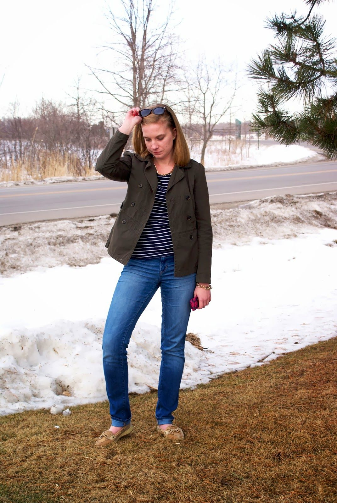 Purple and Pearls : OOTD: Transition