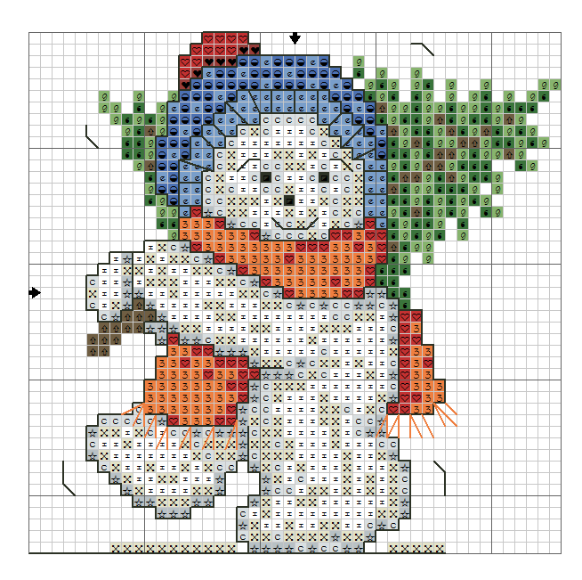 Kreuzstich | Christmas cross stitch | Pinterest | Punto de cruz ...